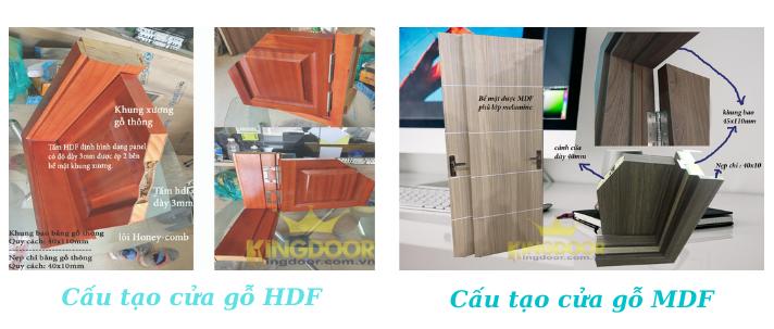 Cửa gỗ công nghiệp tại Thủ Đức - Giá cửa gỗ chỉ từ 1.990.000đ/ bộ - 1