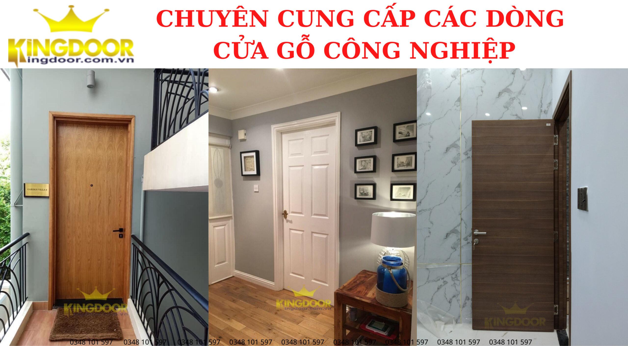 """Bài viết """" Cửa gỗ phòng ngủ giá rẻ tại Bình Tân - giá cửa gỗ công nghiệp HDF và MDF."""""""
