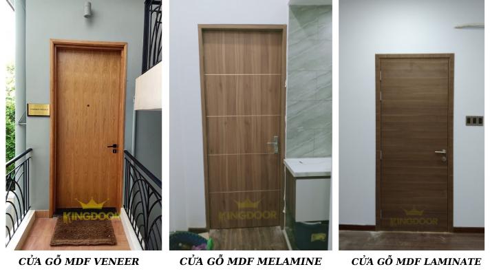 Giá cửa gỗ chống cháy tại Nha Trang - Cửa thoát hiểm KINGDOOR - 1